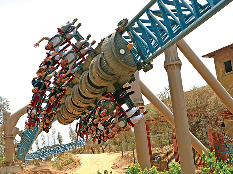 Wing Rider Coaster gt Roller Coasters