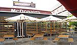 Remodeling McDonald's Restaurant, Winterthur