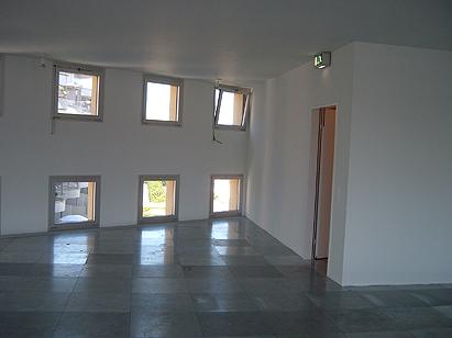 Innenausbau für CSS-Versicherung, Zürich