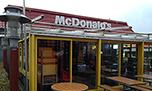 Remodeling McDonald's Restaurant, 5620 Bremgarten