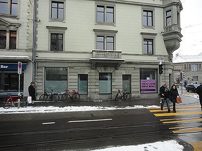 Einbau  McDonald's Restaurant,  Rämistrasse, Zürich