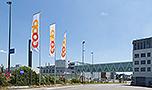 COOP-Verteilzentrum, 5503 Schafisheim (AG)