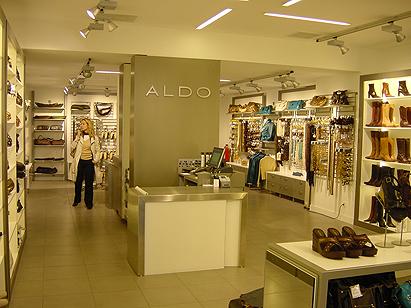 Verkaufsgeschäft ALDO-Store, Rue de Rive 8, Genève