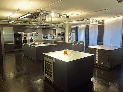 Neugestaltung der Ausstellungen in Geroldswil