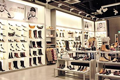 Verkaufsgeschäft ALDO-Store, Wankdorf, Bern
