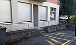 Praxis-Einbau, Zürich