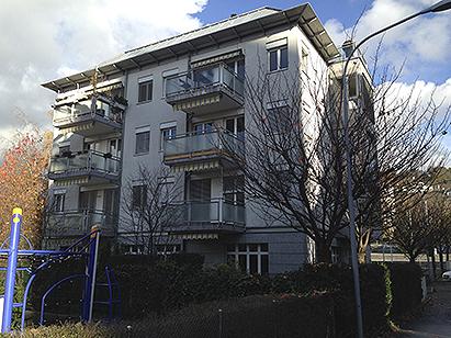 Innensanierung, MFH Scherrstrasse, Zürich