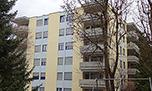 Fassaden- und Liftsanierung MFH Pflugstrasse, Schlieren