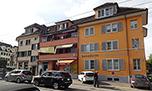 Umbau MFH, Letzigraben, Zürich