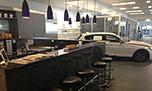 Umgestaltung  BMW-/SUBARU-Pavillon, Grüze-Garage, Winterthur