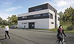 Neubau Gewerbegebäude Feldschlösschenstrasse, Dresden; Deutschland