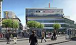 """Verkaufsgeschäft """"Marc O'Polo"""", """"Sihlcity"""", Zürich"""