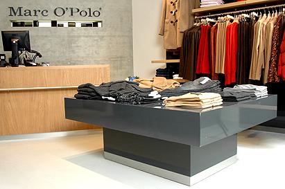 """Verkaufsgeschäft """"Marc O'Polo"""", Luzern"""