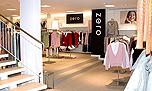 """Verkaufsgeschäft """"Zero-Store"""", Kapellgasse 9, Luzern"""