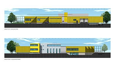 Revitalisierung Ladenzentrum Meierwis, Greifensee