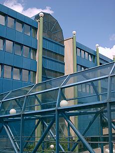 Innen-Auffrischung Bürogebäude Baslerstrasse 52