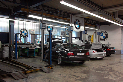 Sch llibaum partner ag referenzen detail for Garage bmw en france