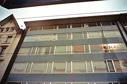 Gesamtsanierung MFH Furkastrasse 12, 8048 Zürich