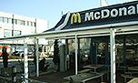 Remodeling McDonald's Restaurant, Füllinsdorf