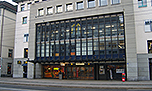 Remodeling McDonald's Restaurant Markt, St. Gallen