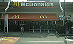 Remodeling McDonald's Restaurant, Letzipark, Zürich