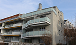 Erweiterung Attika-Wohnung, MFH Kettberg 3, 8049 Zürich
