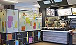 "Anbau ""made for you"",  McDonald's Restaurant, Wil"