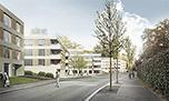 Neubebauung, MFH's bei Stotzstr. / Manegg-Promenade, 8041 Zürich
