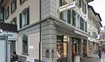 Ladenbau Filiale Läckerli Huus, Luzern