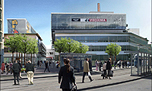 Verkaufsgeschäft Castro Sihlcity Zürich