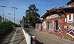 Sanierung Bahnhof, Theodor-Heuss-Str., Leipzig; Deutschland