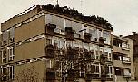 Fassadensanierung Geschäftshaus, Freiestrasse, Zürich